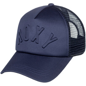 Roxy Truckin 3D Gorra de Camionero, dress blues